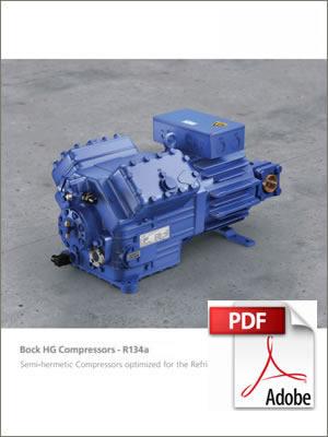 BOCK HG Compressors - R134a - Trumetic Limited