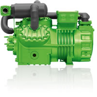 semi hermetic 2 stage