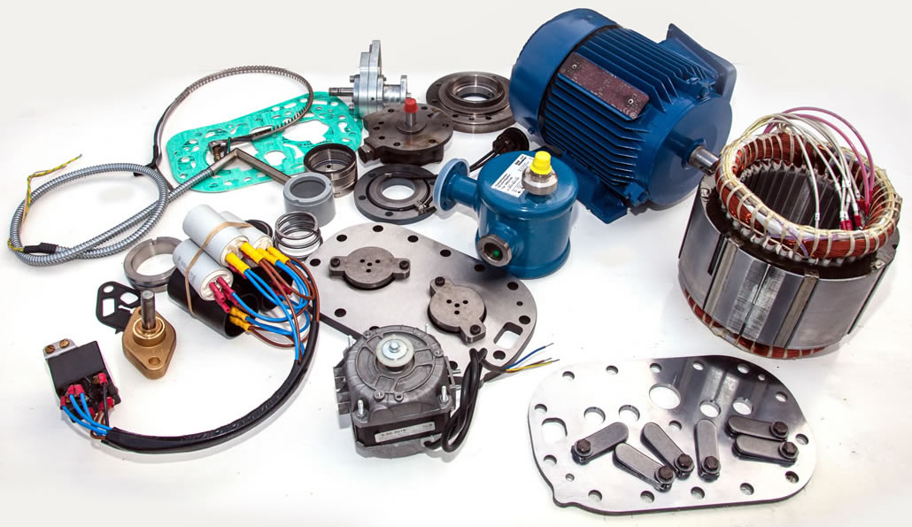Spare Parts - Trumetic Limited
